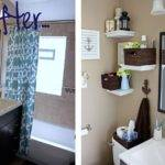 Unique Diy Bathroom Wall Decor