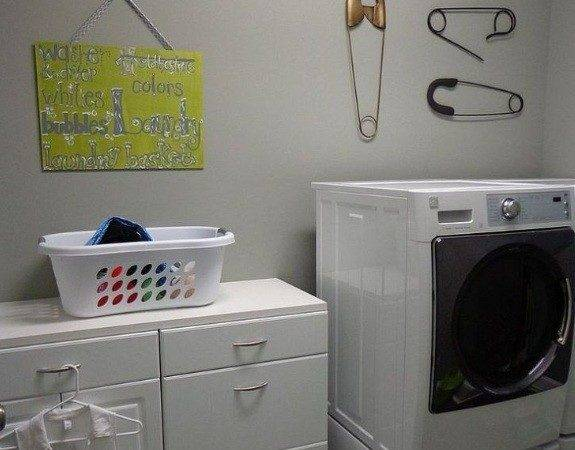 Unique Diy Wall Decor Laundry Room Ideas