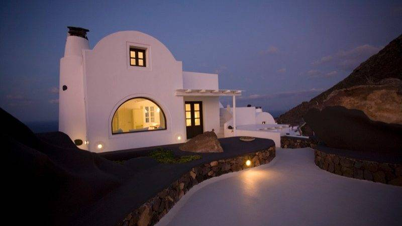 Unique Retreat Aenaon Villas Santorini Greece