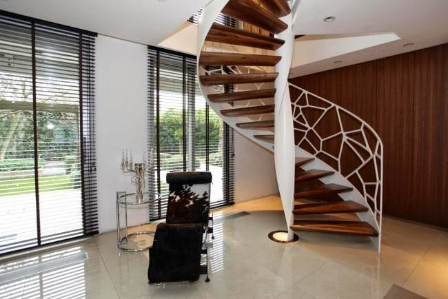 Unique Stainless Steel Staircase Railng Modern Stair Railings