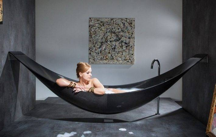 Unique Unusual Bathtub Design