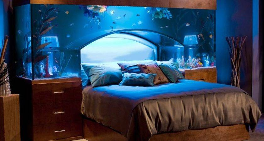 Unusual Places Your Home Fish Tanks Introspective