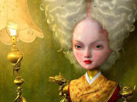 Unusual Surreal Paintings Ray Caesar Weird