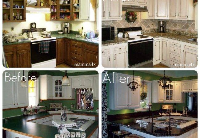 Updating Your Kitchen Counters Budget Home Stories