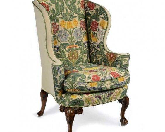 Upholstery Fabric Guide Corner Chair