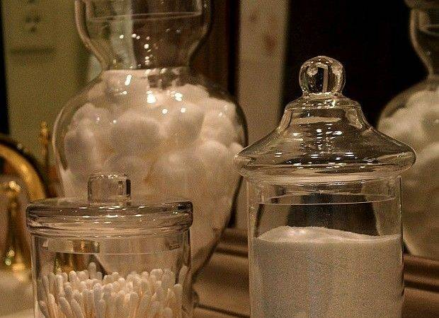 Utilize Glass Apothecary Jars Canisters Dollar