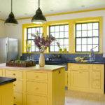 Various Kitchen Color Schemes Different Personalities