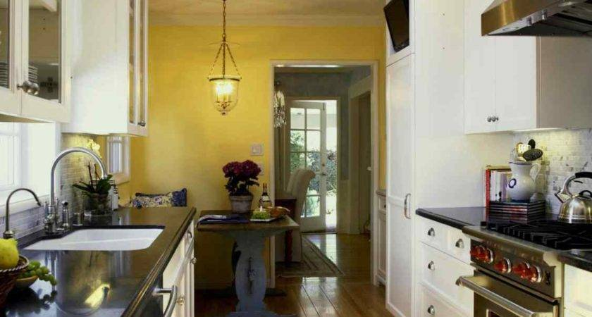 Very Small Galley Kitchen Design Ideas Deductour