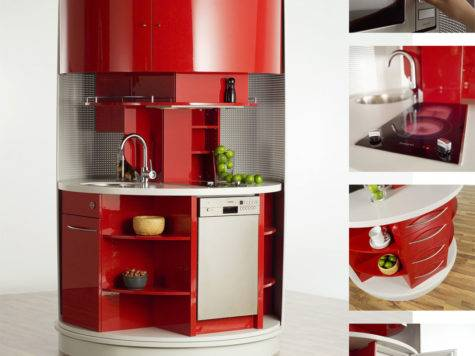 Very Small Kitchen Designs Clever Decobizz