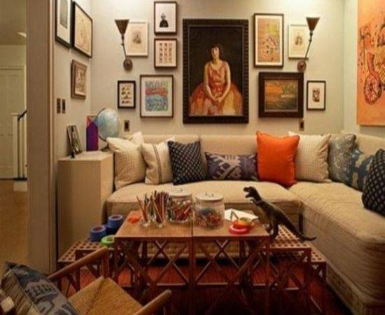 Very Small Living Room