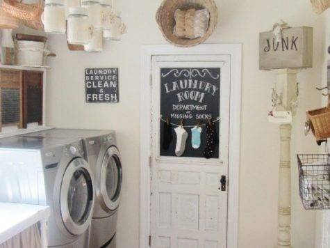 Vintage Laundry Room Wall Decor Ideas Decolover