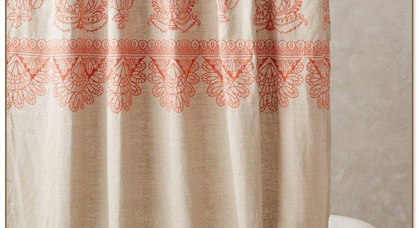 Vintage Looking Shower Curtains Personalized