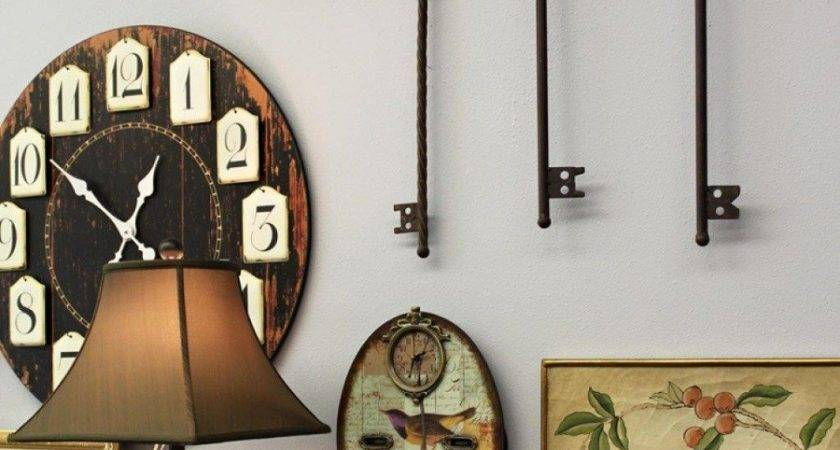 Vintage Wall Decor Ideas All Home Decorations