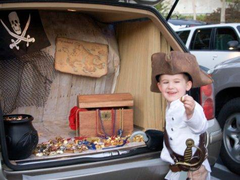 Violently Happy Trunk Treat
