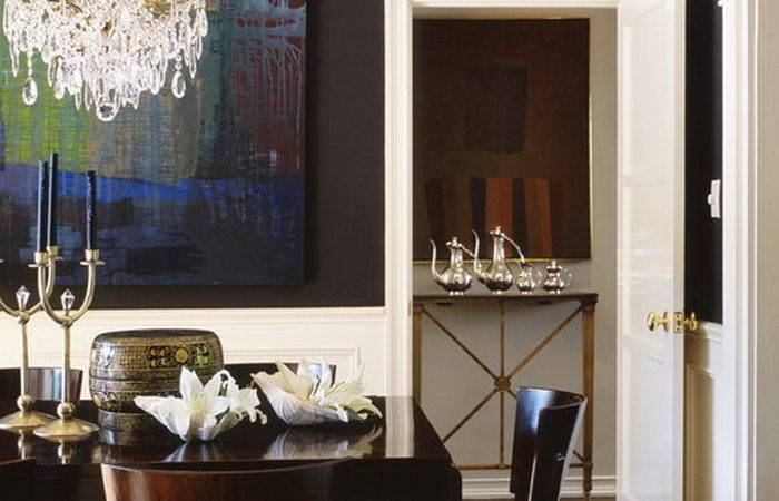Wall Art Designs Dining Room Dark Abstract
