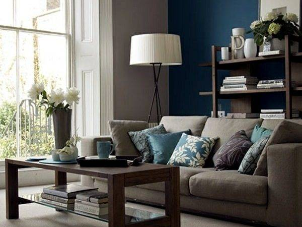 Wall Colors Living Room Trendy Interior Design