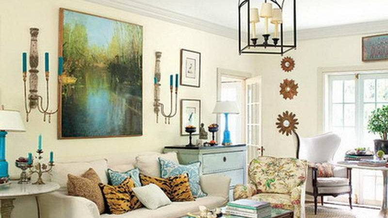 Wall Decor Ideas Decorations Living Room