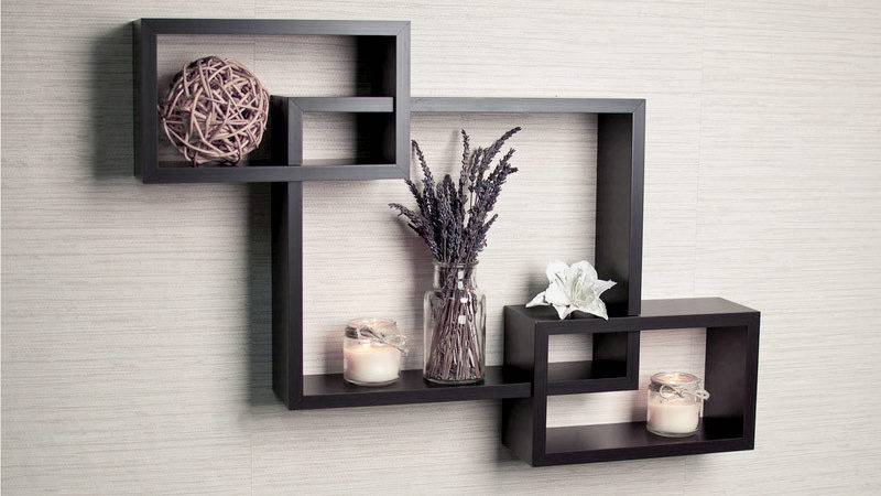 Wall Decor Shelves