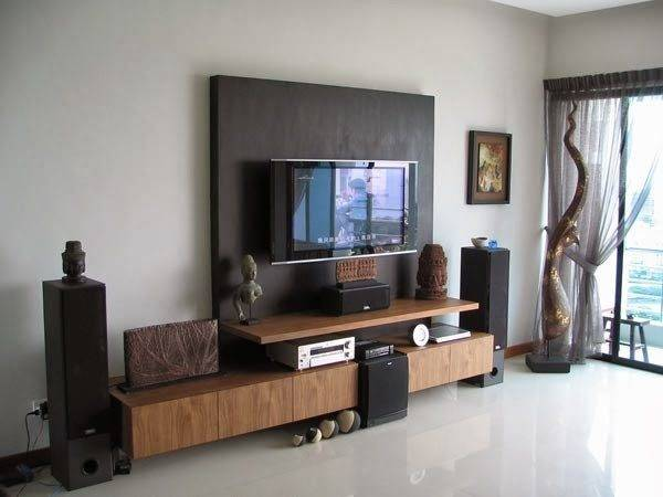Wall Decoration Living Room Design Options