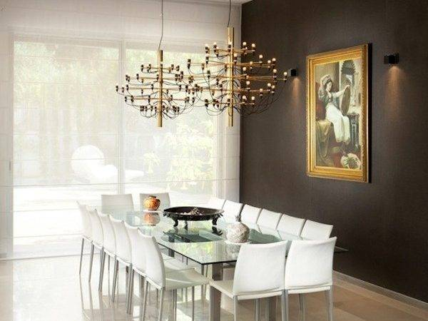 Wall Decors Luxury Accent Color Dark Style Gold