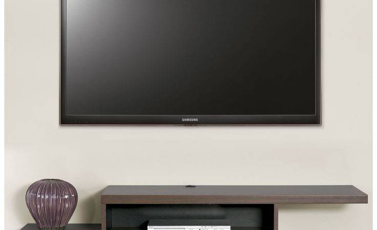 Wall Mounted Console Has Modern Flair