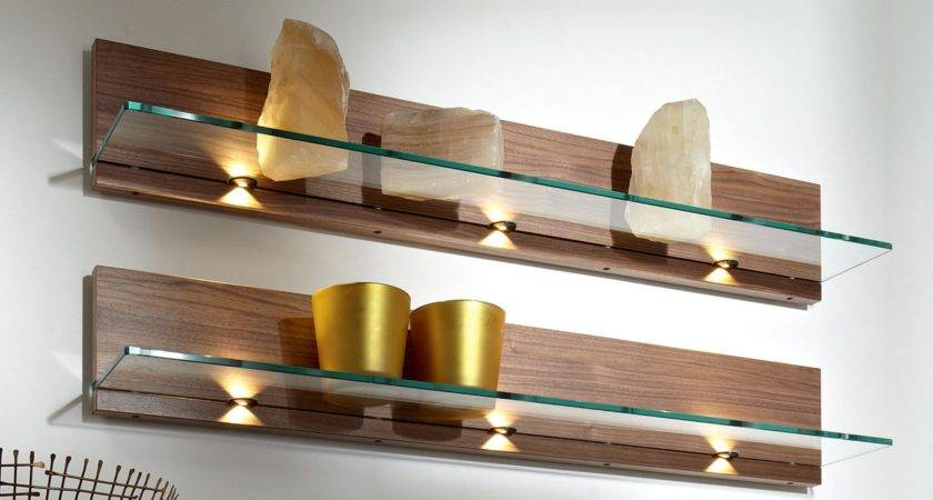 Wall Mounted Floating Shelves Best Decor Things