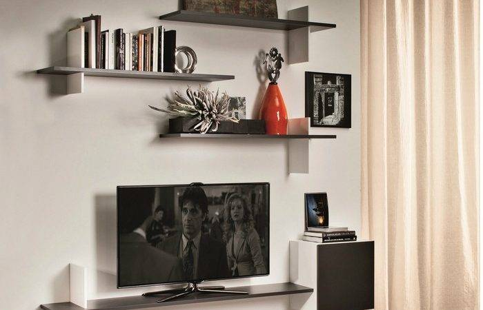 Wall Mounted Shelving Components Home Design Ideas