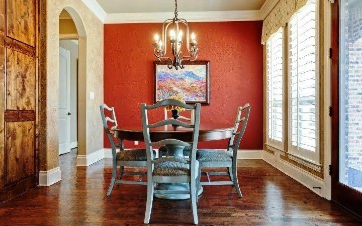 Wall Paint Colors Dining Rooms