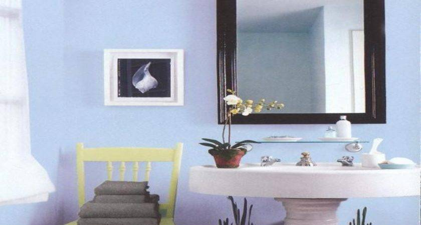 Wall Paint Decorating Ideas Light Blue Colors