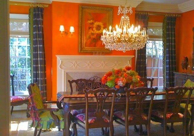Wall Paint Ideas Dining Room