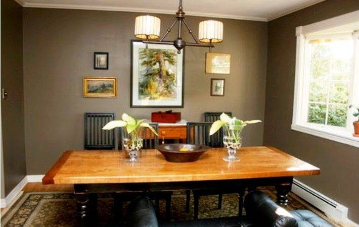Wall Painting Ideas Dining Room