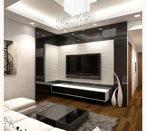 Wall Panel Feature Ideas