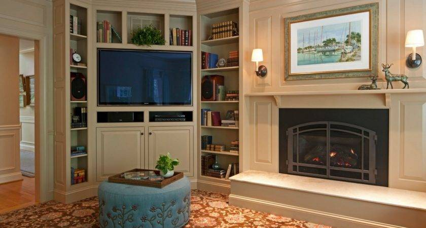 Wall Units Amazing Corner Living Room