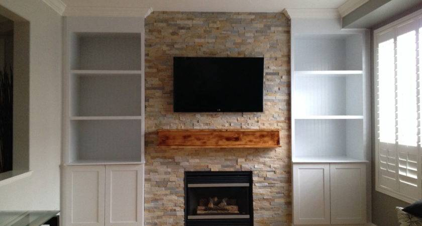 Wall Units Dining Room Built