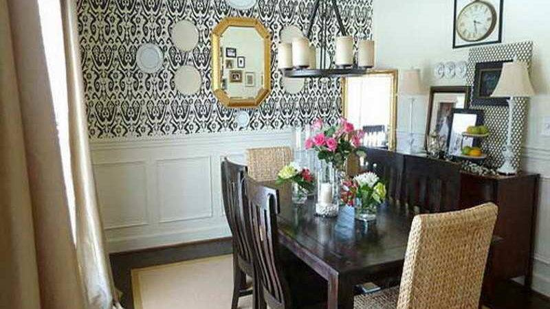 Walls Dining Room Wall Paneling Ideas Modern