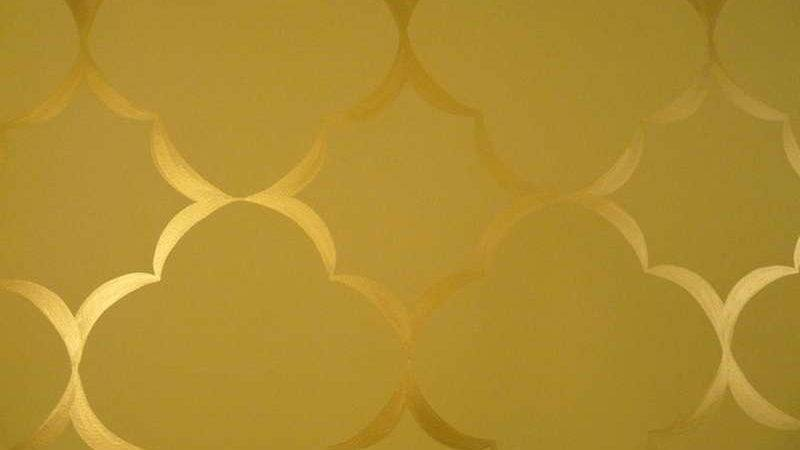 Walls Modern Gold Wall Color Painting Ideas