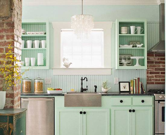 Want Open Shelving Your Kitchen