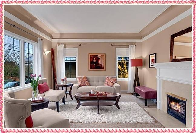 Warm Living Room Paint Colors Home Design Photos Tag