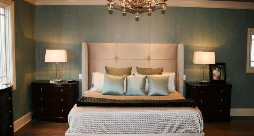 Warm Neutral Headboards Bedrooms Bedroom