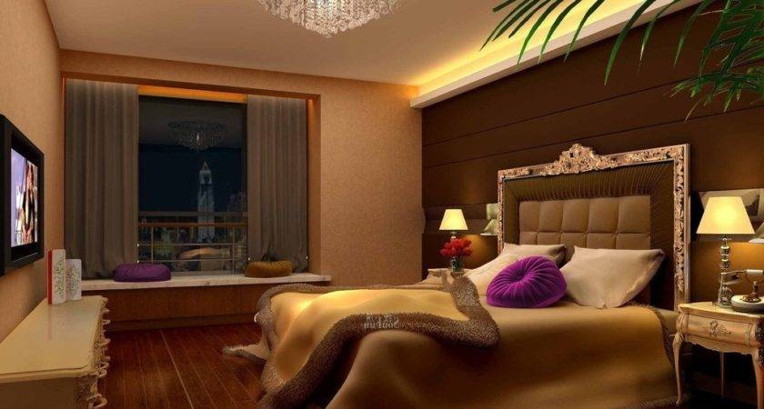 Warm Paint Colors Bedrooms Pin