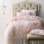 Washed Appliqu Fleur Vintage Crochet Bedding Collection