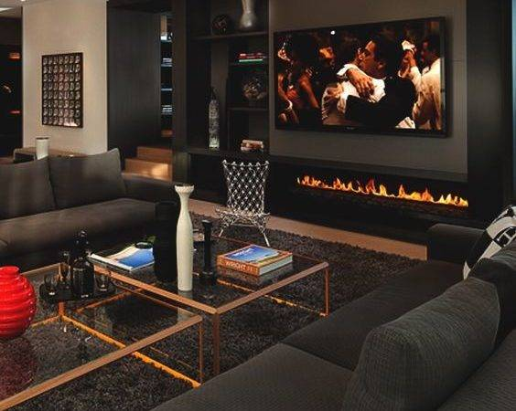 Ways Create Awesome Bachelor Pad Real Men