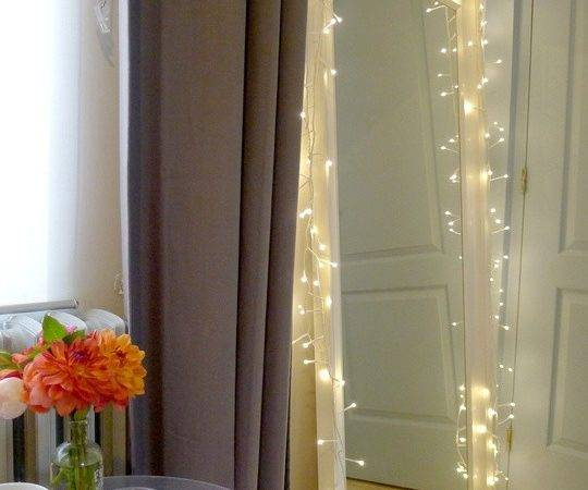 Ways Decorate Your Bedroom Fairy Lights Wave