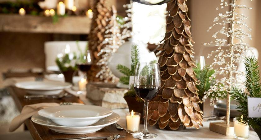 Ways Design Perfect Holiday Table Setting