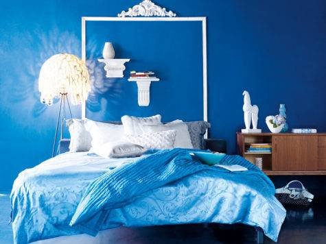 Ways Escape Life Bringing Blue Into Your Home