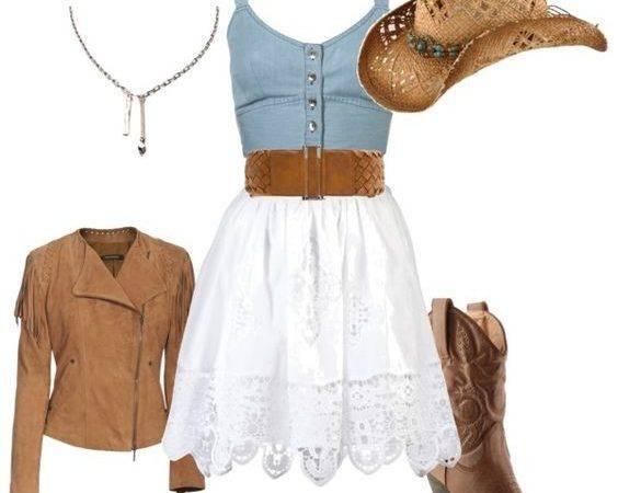 Wear Country Concert Outfit Ideas