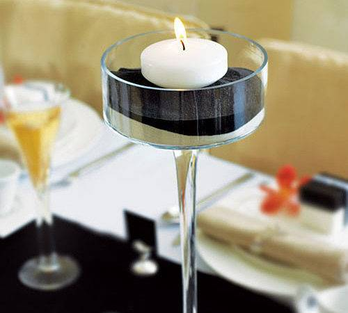Wedding Centerpiece Floating Candles Sets