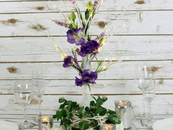 Wedding Mall Decorations Table Centrepieces