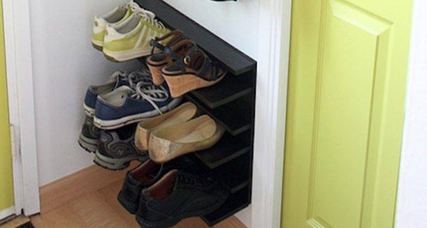 Weekend Projectsways Make Your Own Shoe Rack Interior