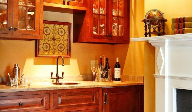 Wet Bar Ideas Small Spaces Home Improvement